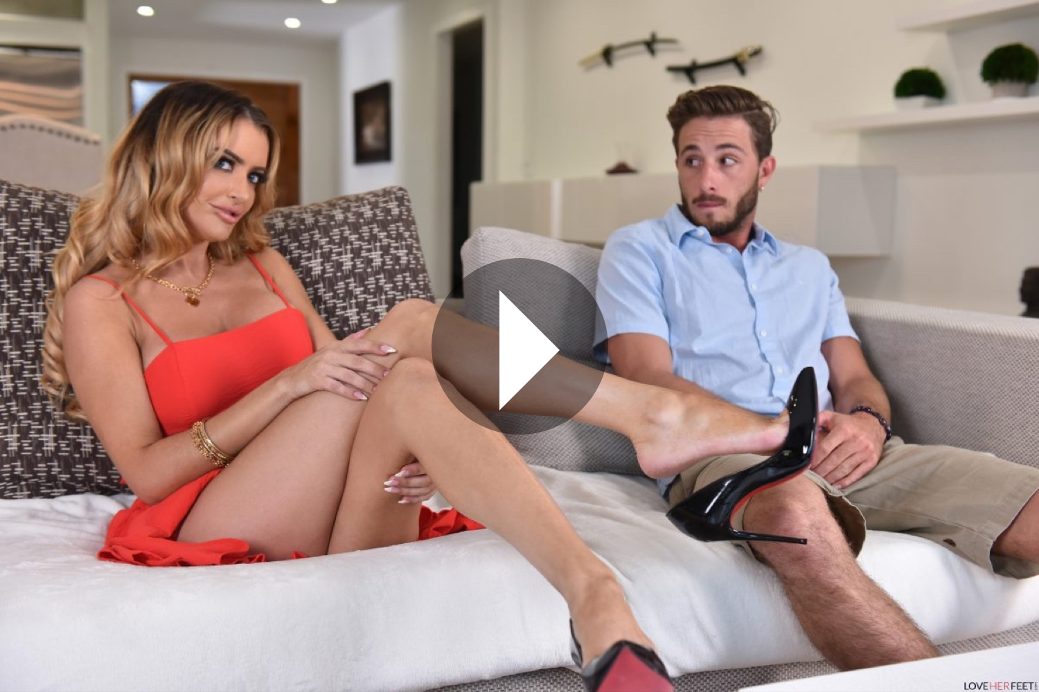 Linzee Ryder Teases With Her Feet and High Heels - Linzee Ryder Legs - Linzee Ryder Feet
